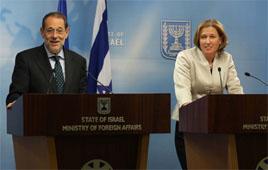 Livni and Solana